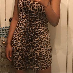 Juniors size Medium express women's strapless